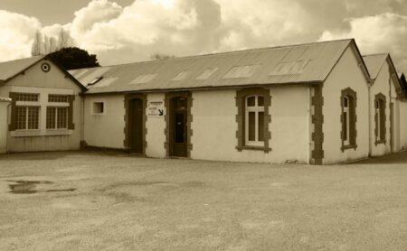 Site de production de pinceaux Léonard, en Bretagne.
