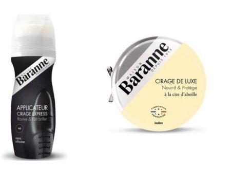 Cirages Barane, fabriqués en France