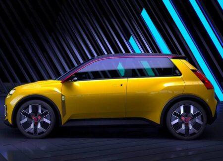 La future Renault 5 sera électrique et made in France.