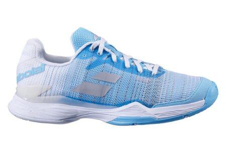 Chaussures de tennis Babolat en tissu Matryx® made in France.