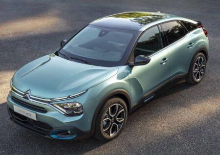 Citroën C4 Electrique.