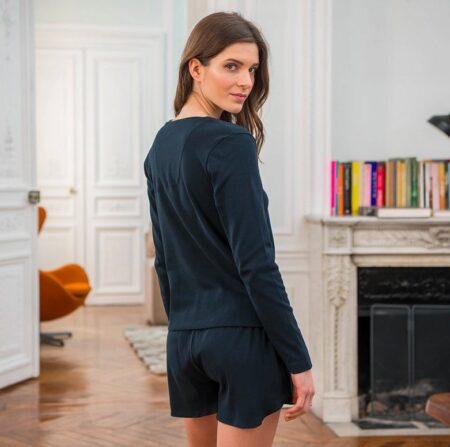 Le Slip français : pyjama femme made in France.
